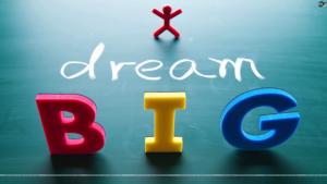 hãy có ước mơ để tạo nên cho mình cuốn sách mang bí quyết thành công