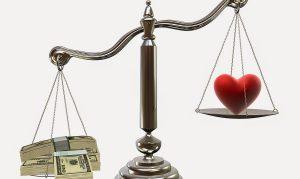 trong tình yêu hãy biết cách rõ ràng vấn đề tiền bạc với nhau
