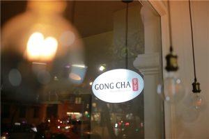 thương hiệu trà sữa sang chảnh gong cha