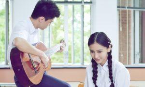 tình yêu học trò là thứ tình cảm trong sáng