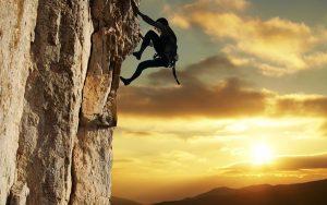 nổ lực và kiên trì là đức tính cần thiết cho bí quyết thành công