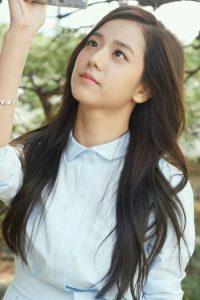 jisoo blackpink có gương mặt thiên thần xinh đẹp