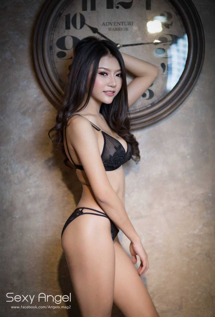 nguoi mau thai lan bikini sieu mong