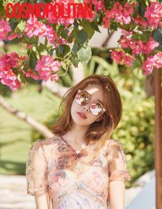 nhan sắc trẻ trung của diễn viên yoo in na ở tuổi 36