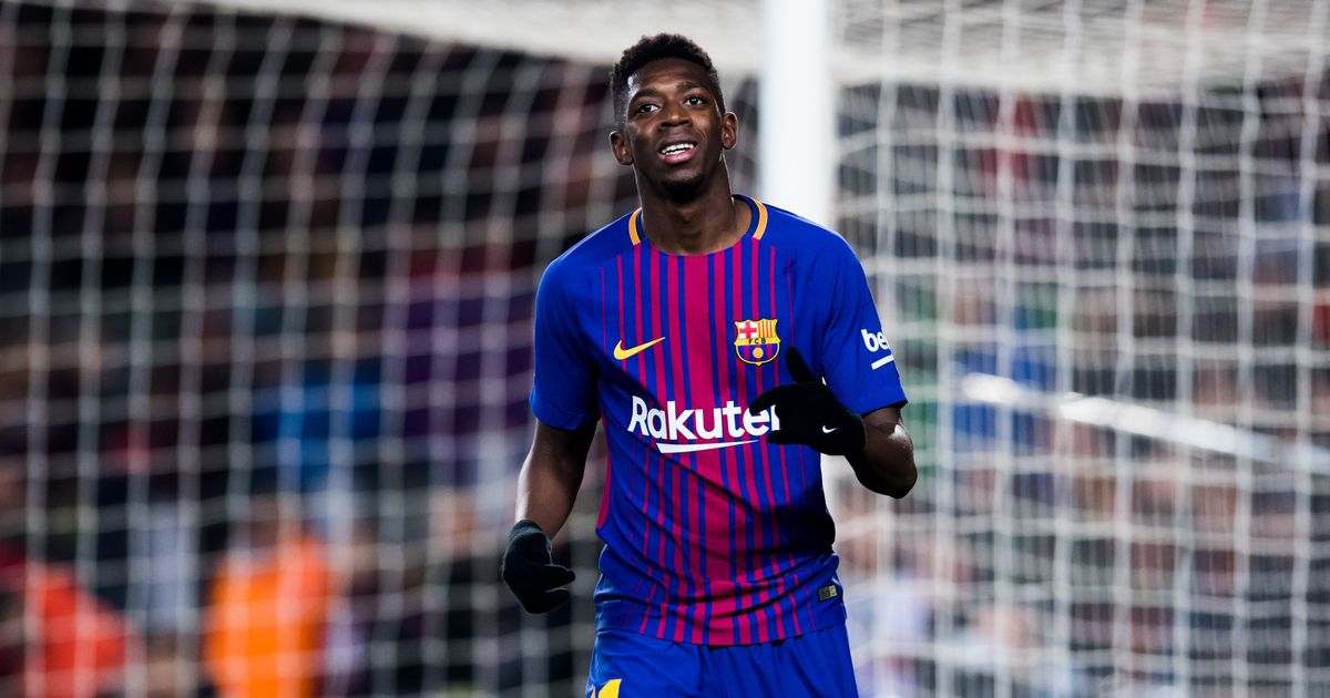 NÓNG : Ousmane Dembele đồng ý mọi thoả thuận với Liverpool