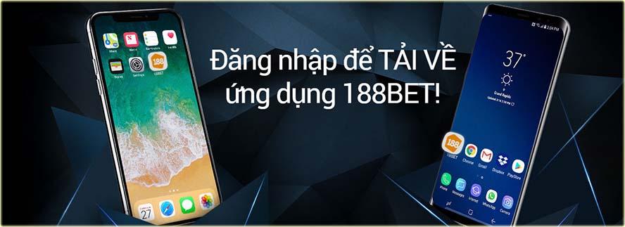 188Bet Link - Link vào 188Bet trên điện thoại, Tải 188Bet Android, IOS