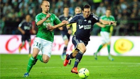 Etienne vs Marseille