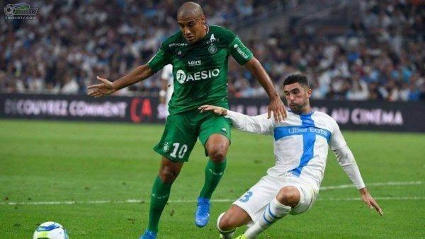 Saint - Etienne vs Marseille